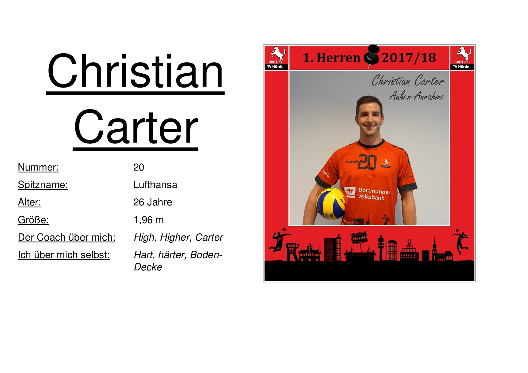Christian Carter