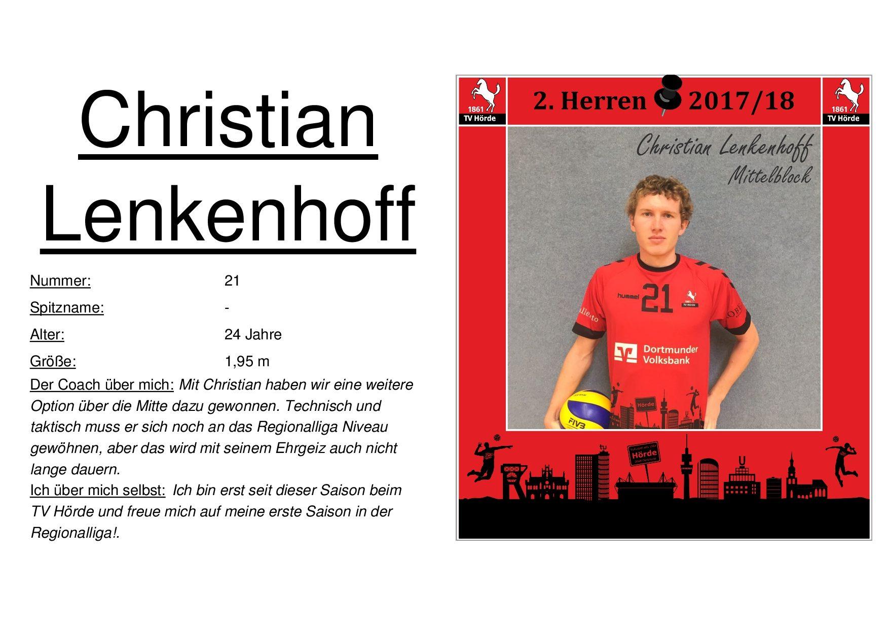 Christian Lenkenhoff