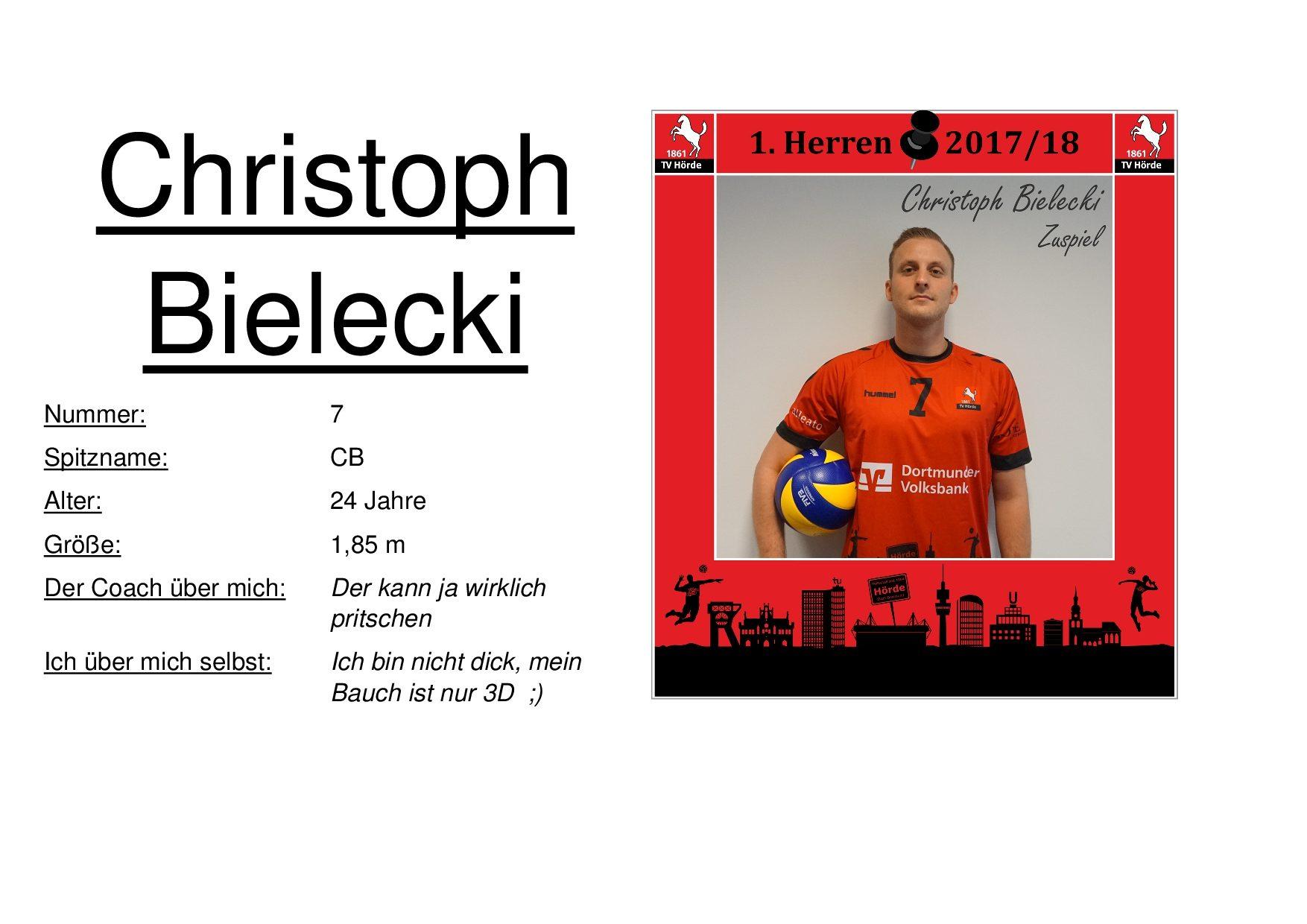 Christoph Bielecki