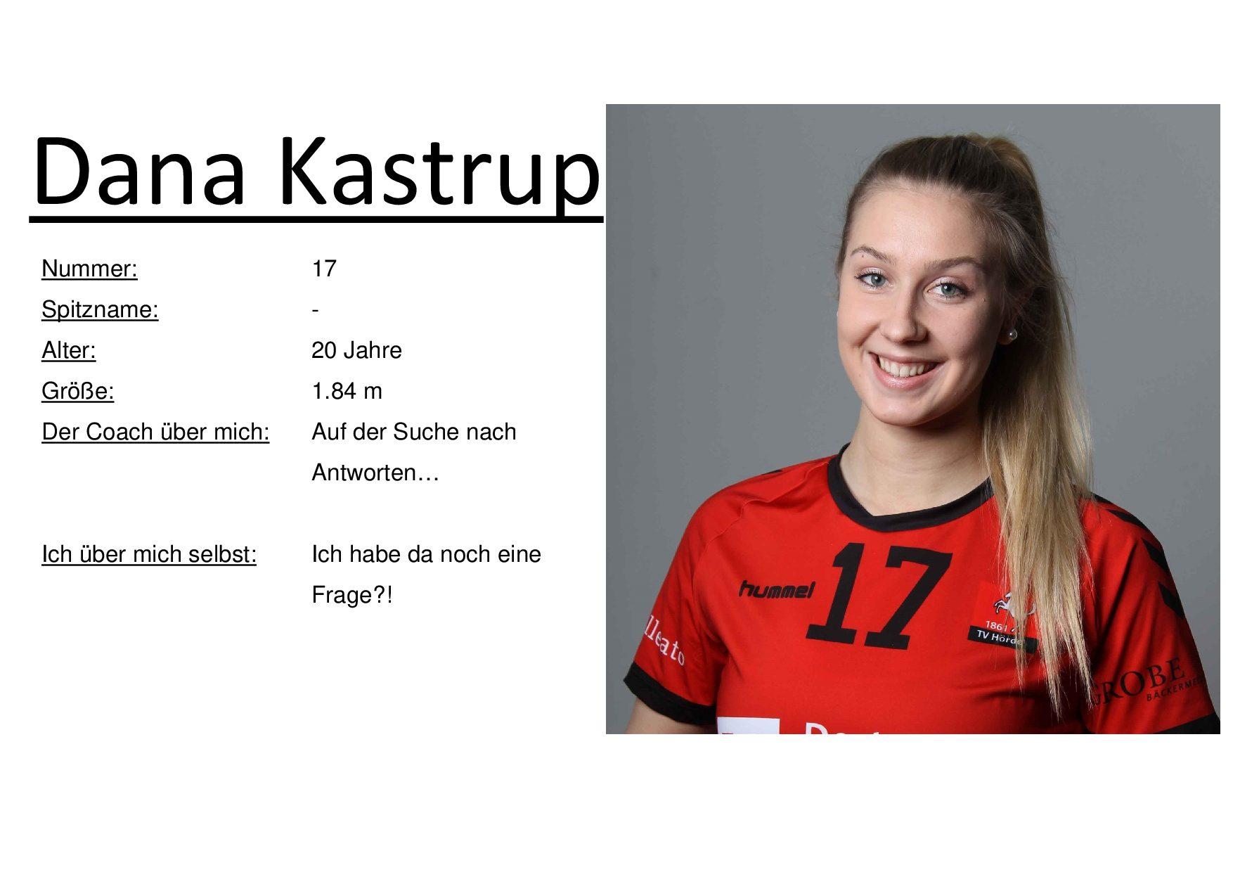 Dana Kastrup