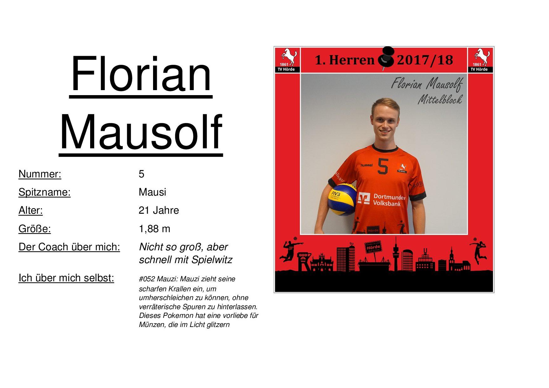 Florian Mausolf