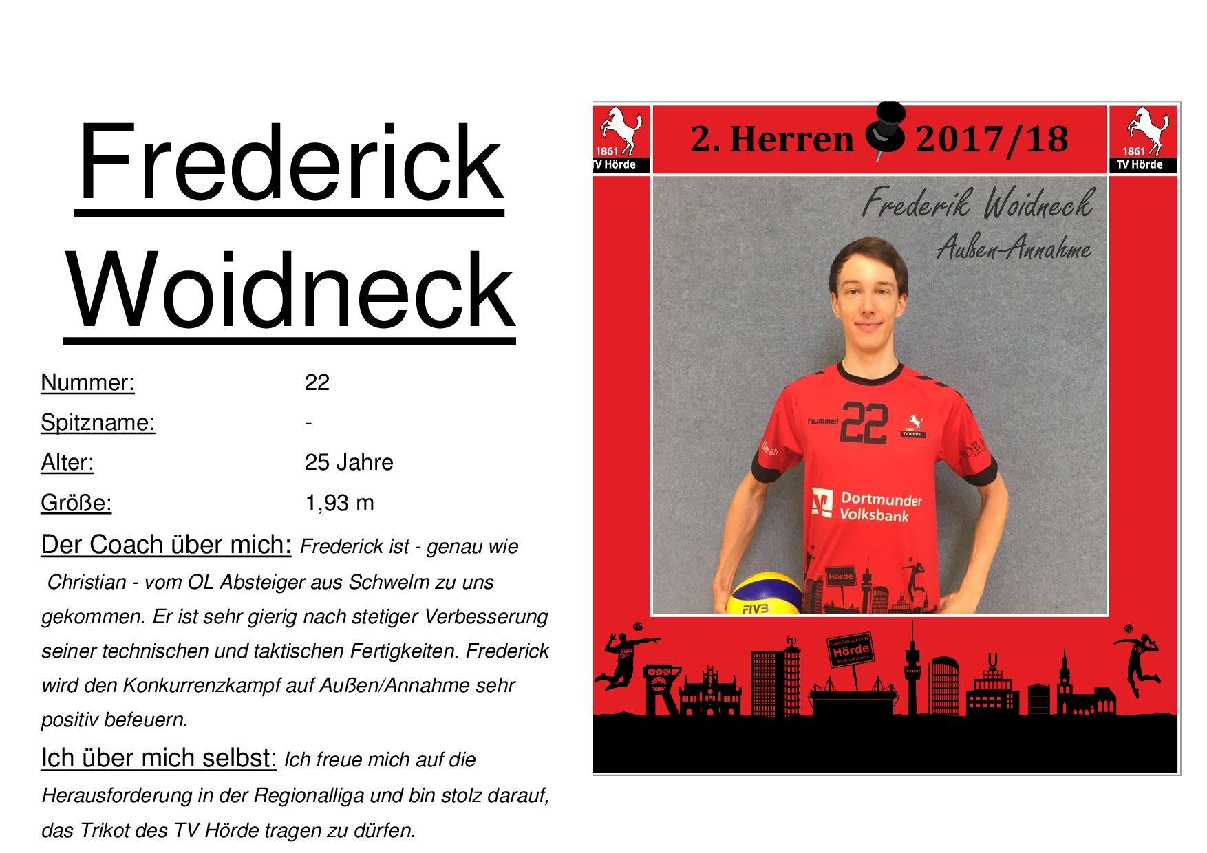Frederick Woidneck