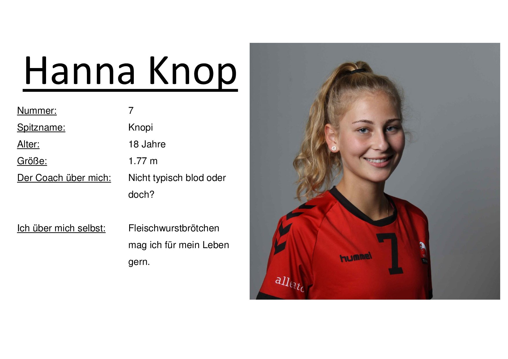 Hanna Knop