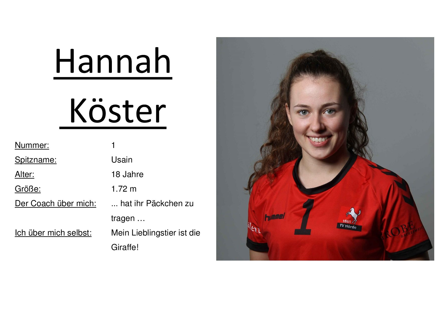 Hannah Köster