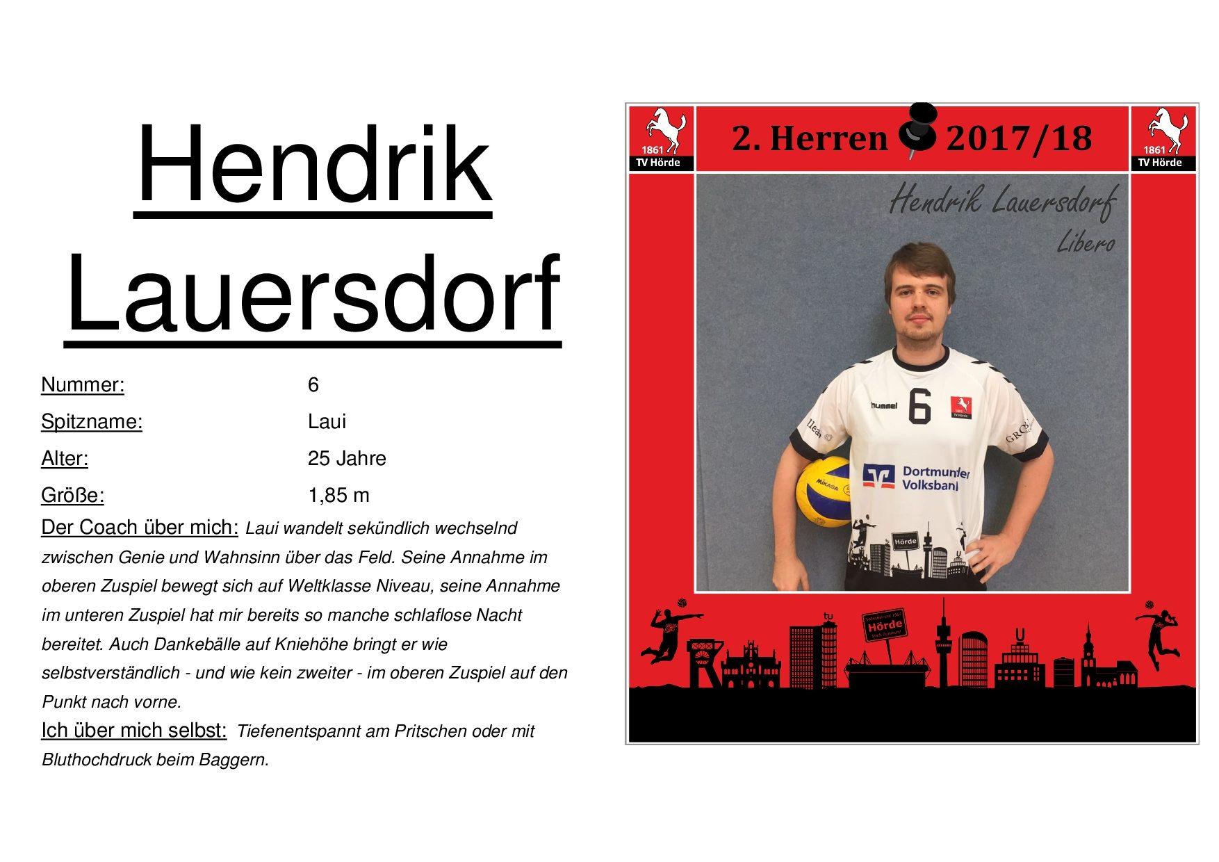 Hendrik Lauersdorf
