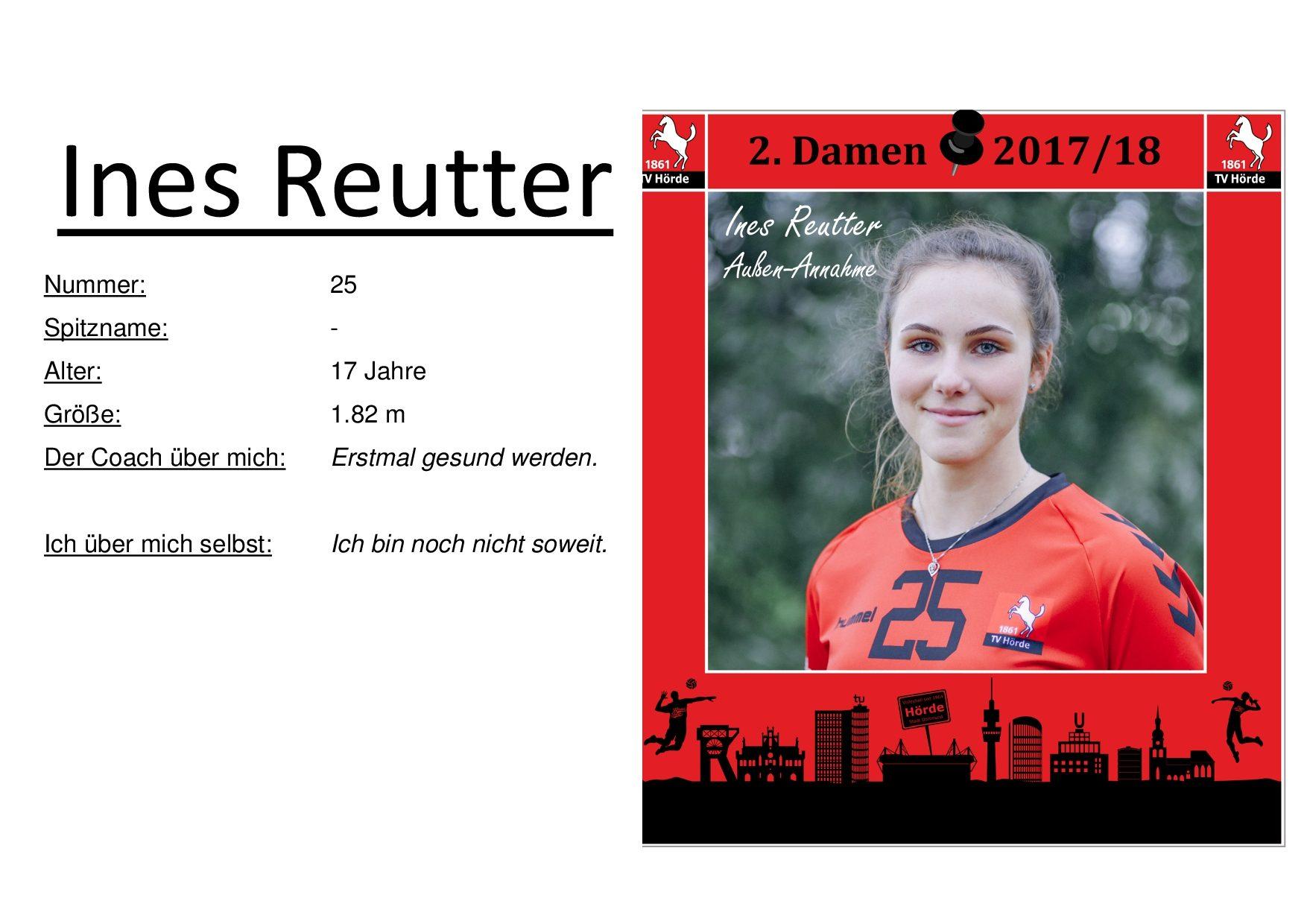 Ines Reutter