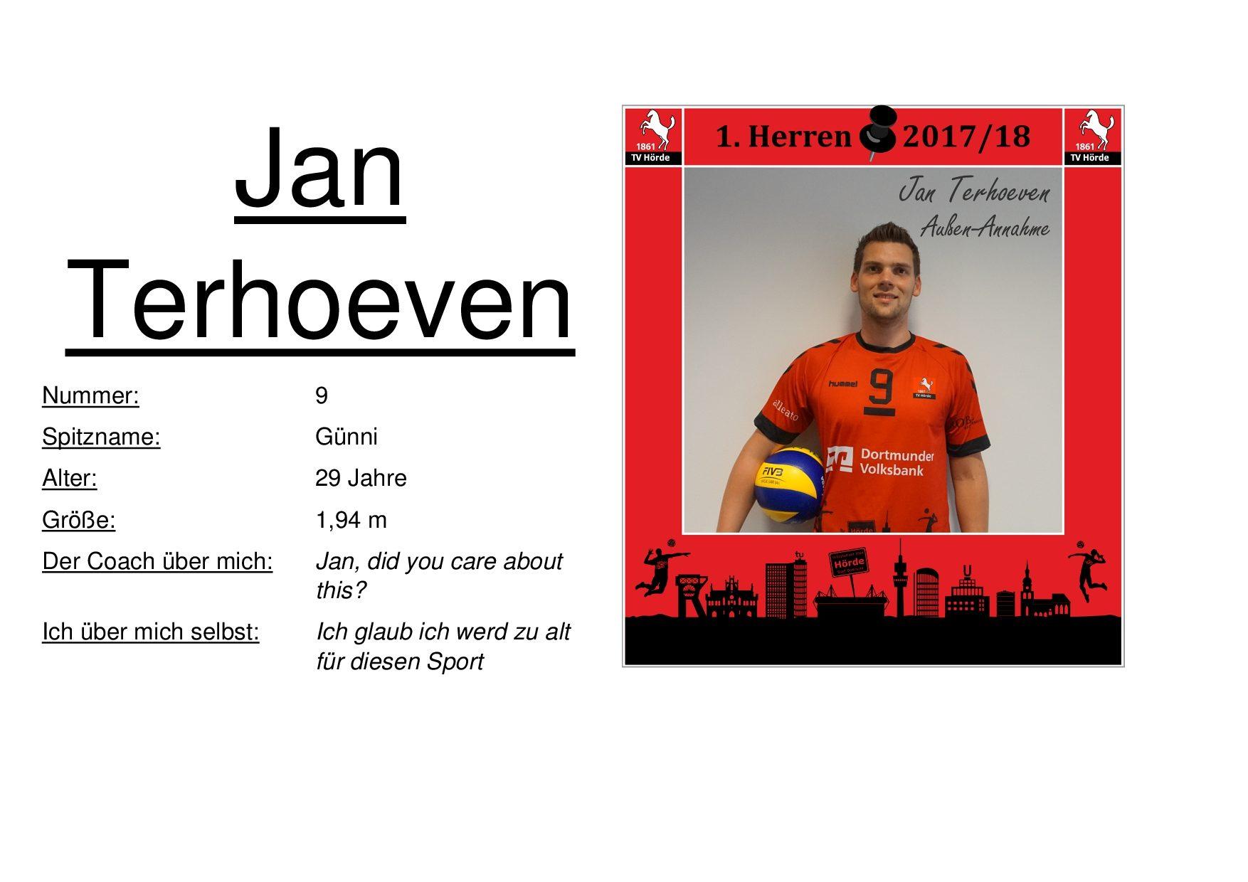 Jan Terhoeven