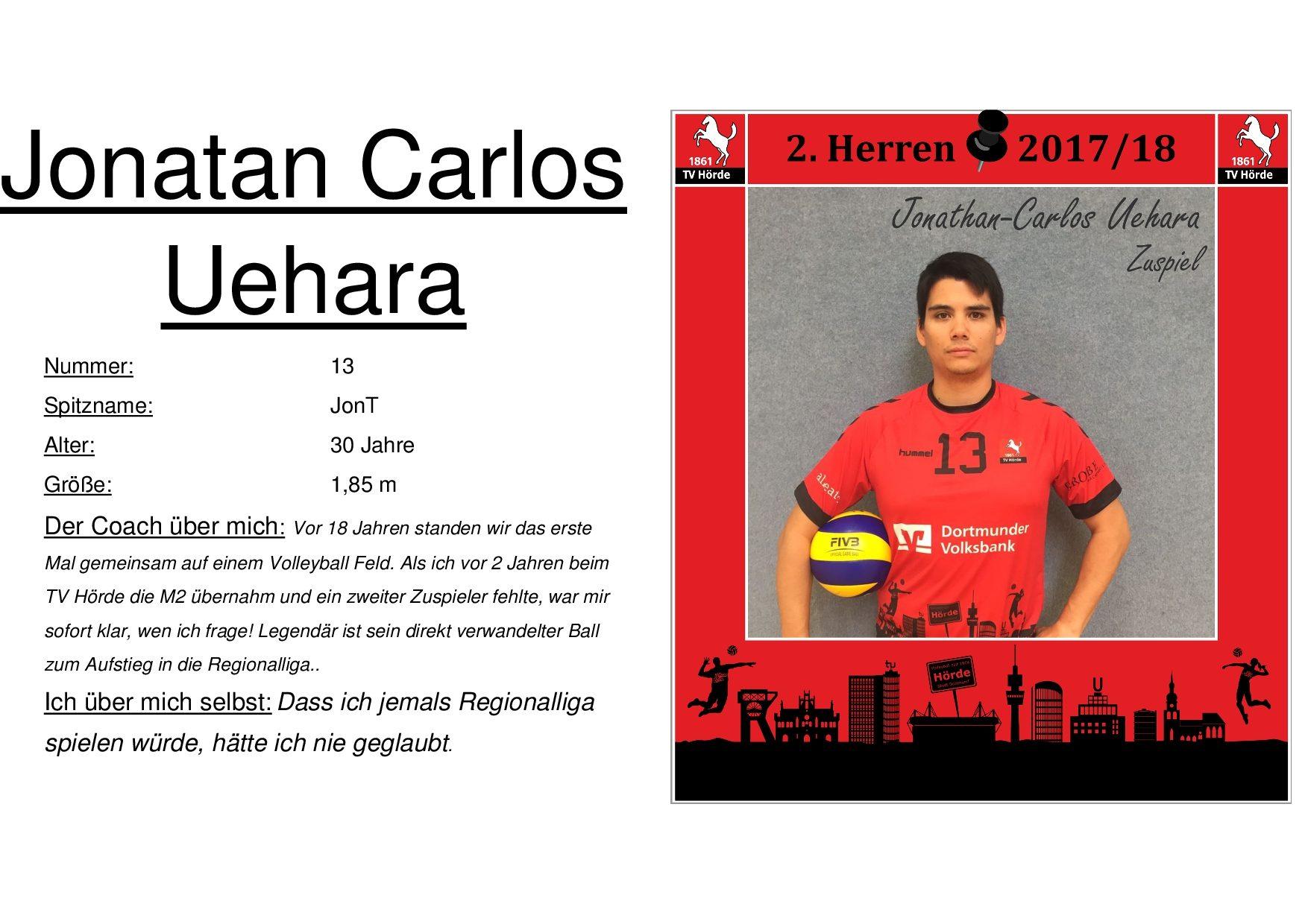 Jonatan Carlos Uehara