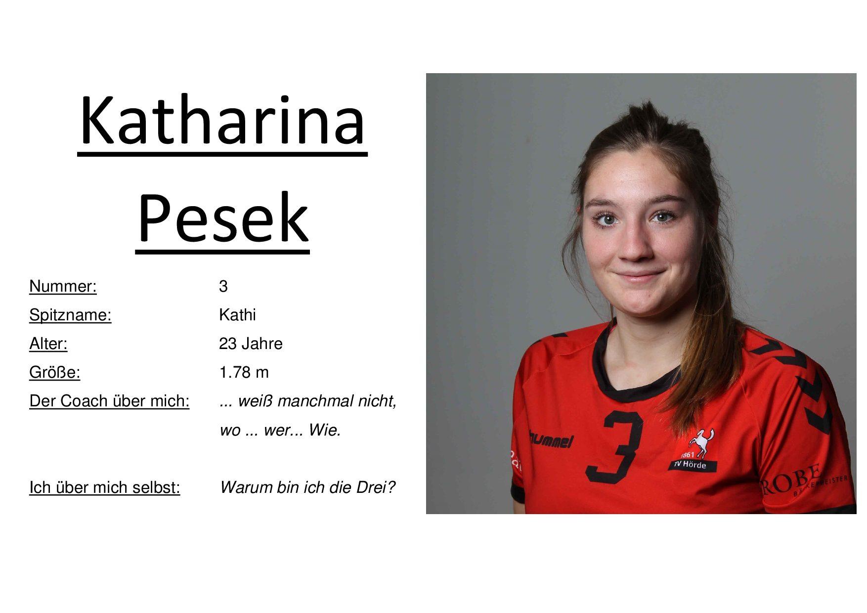 Katharina Pesek