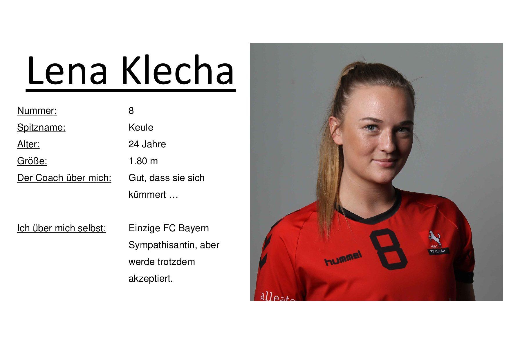 Lena Klecha