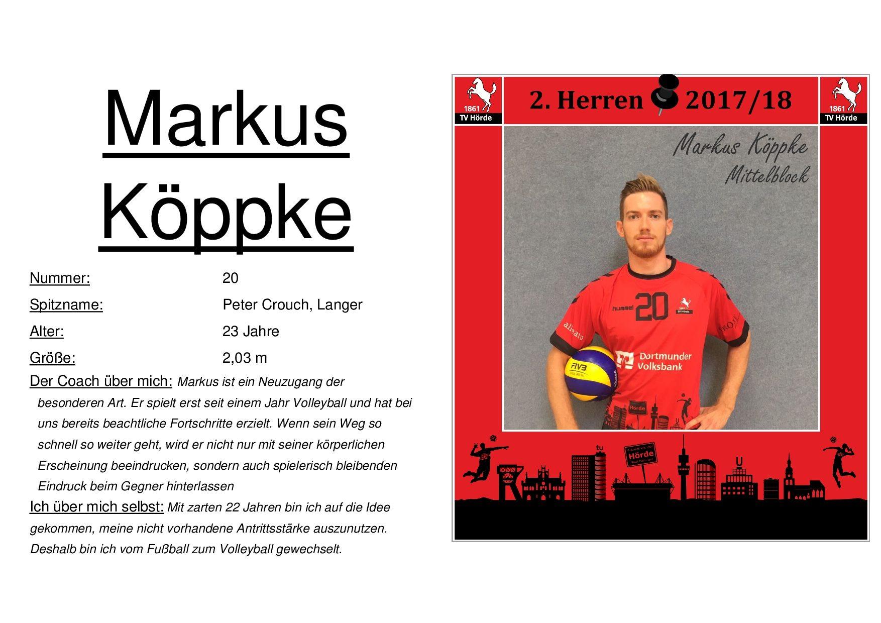 Markus Köppke