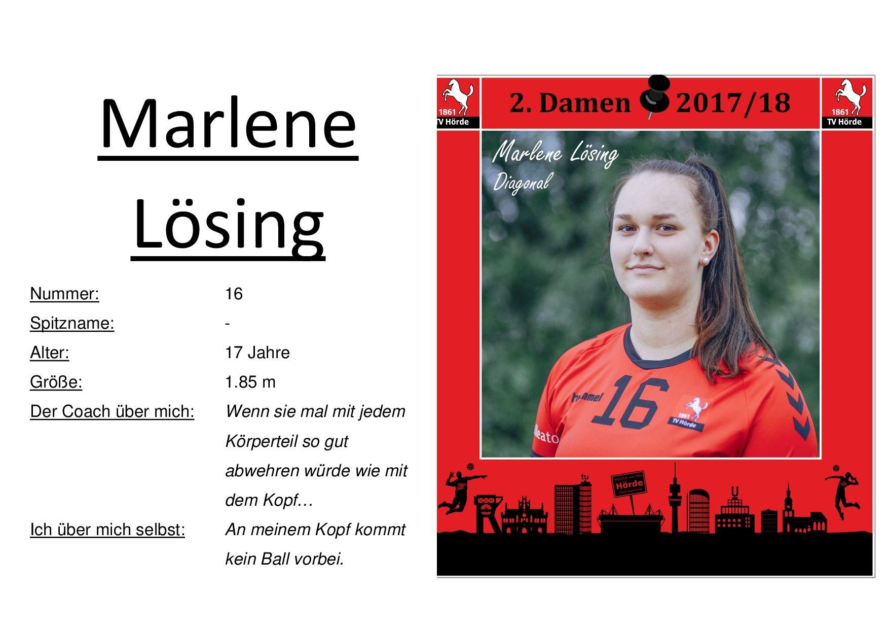 Marlene Lösing