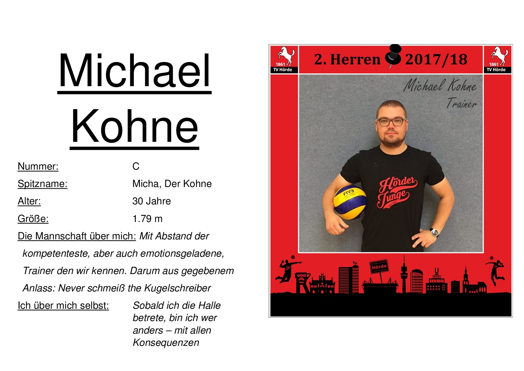 Michael Kohne
