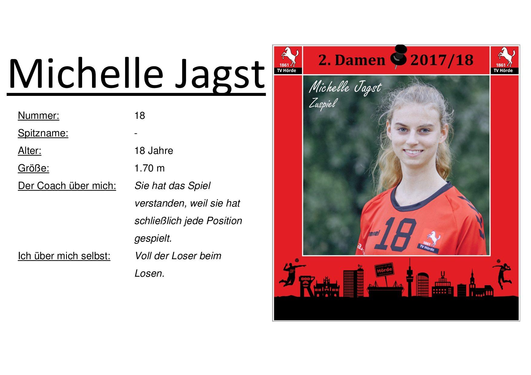 Michelle Jagst