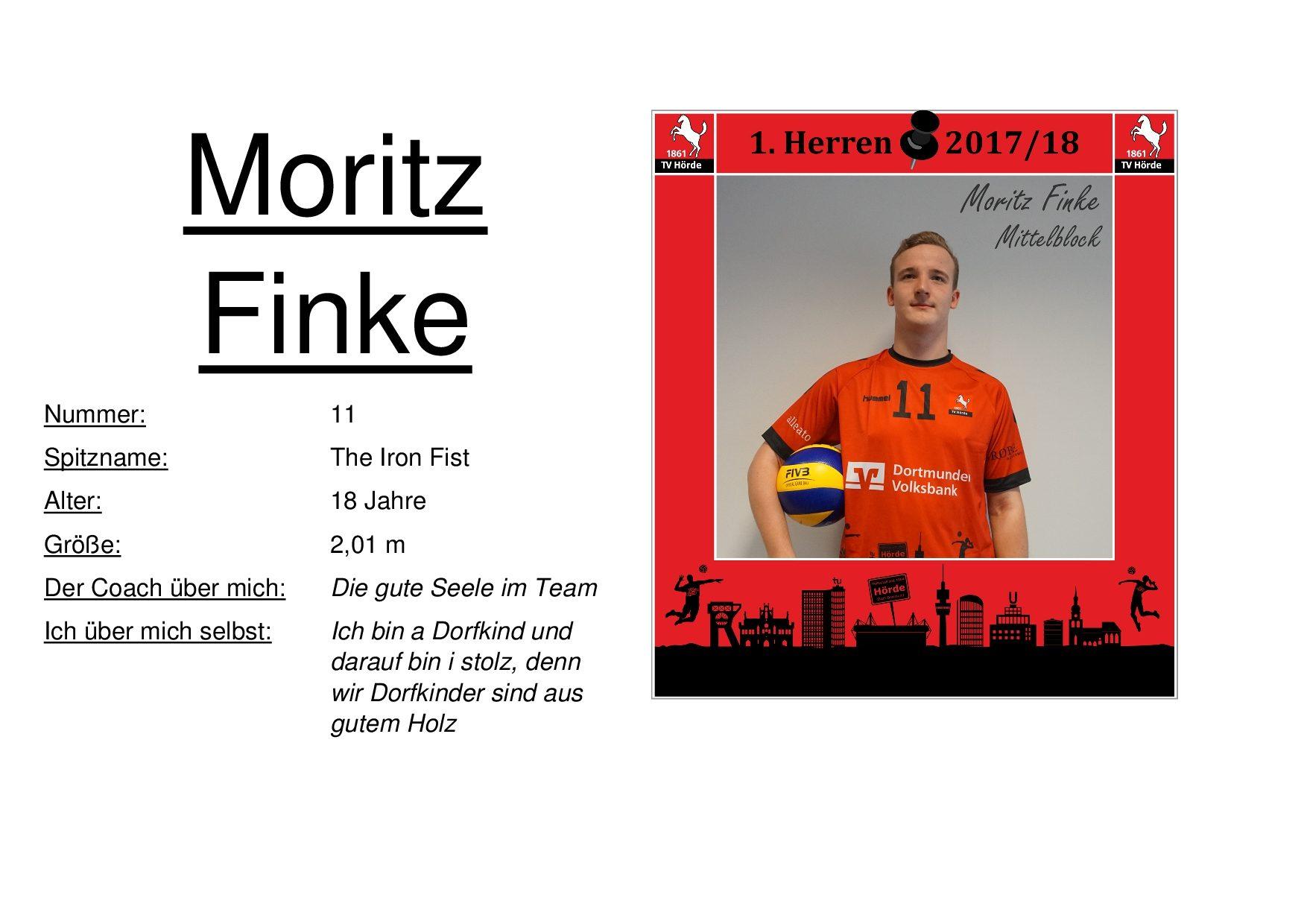 Moritz Finke
