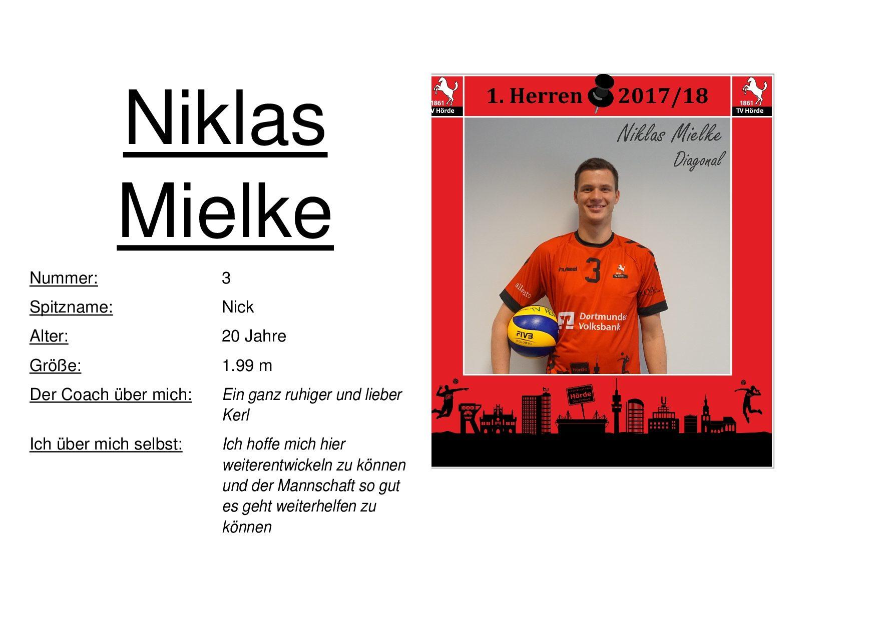 Niklas Mielke