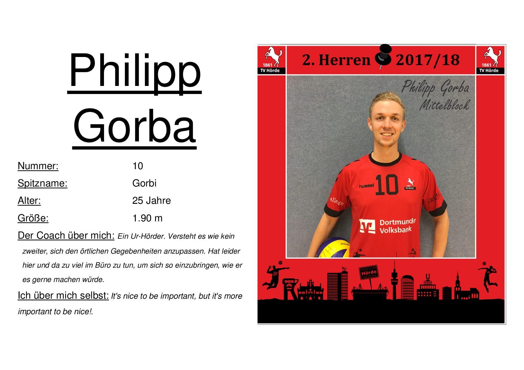Philipp Gorba