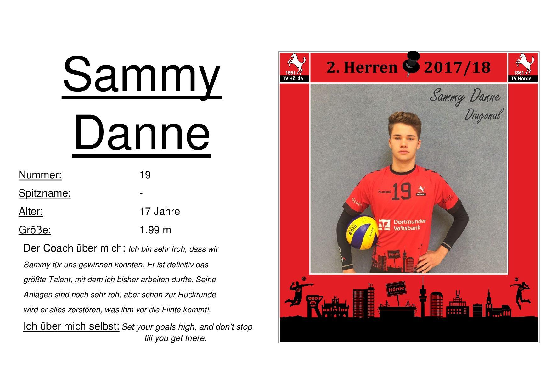 Sammy Danne