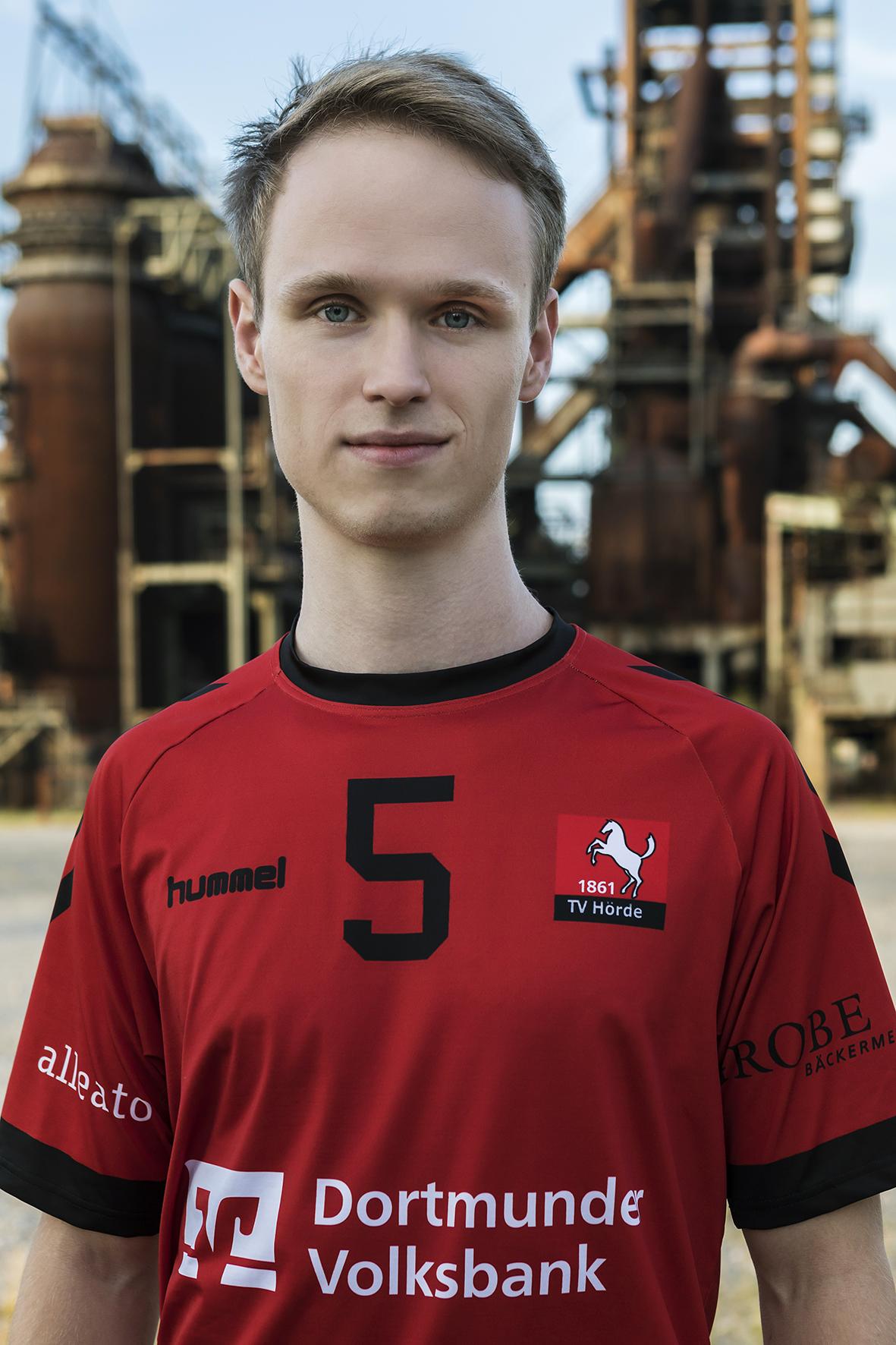 5 - Florian Mausolf