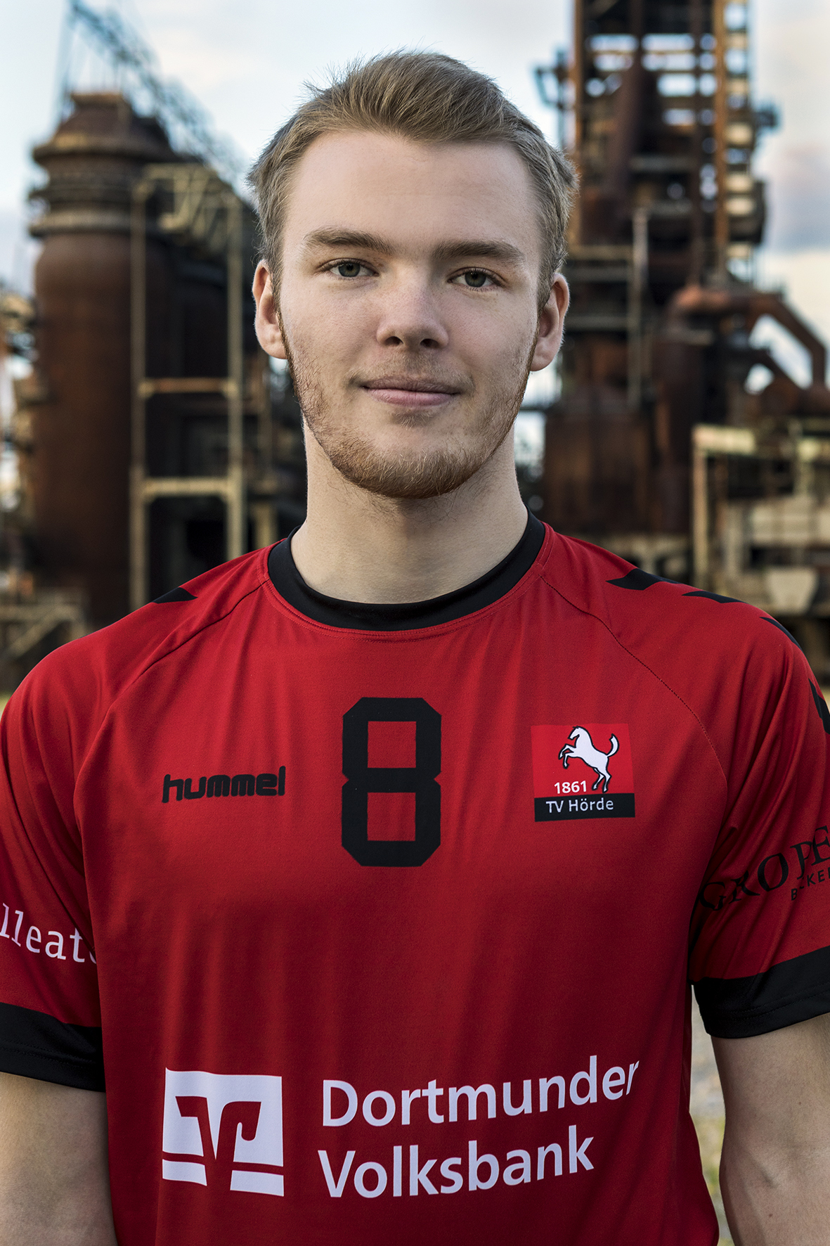 8 - Noah Voswinkel