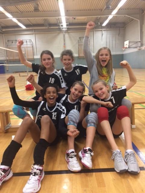 Vize-Fluch besiegt, U12-Mädels fahren zur Westdeutschen Meisterschaft!