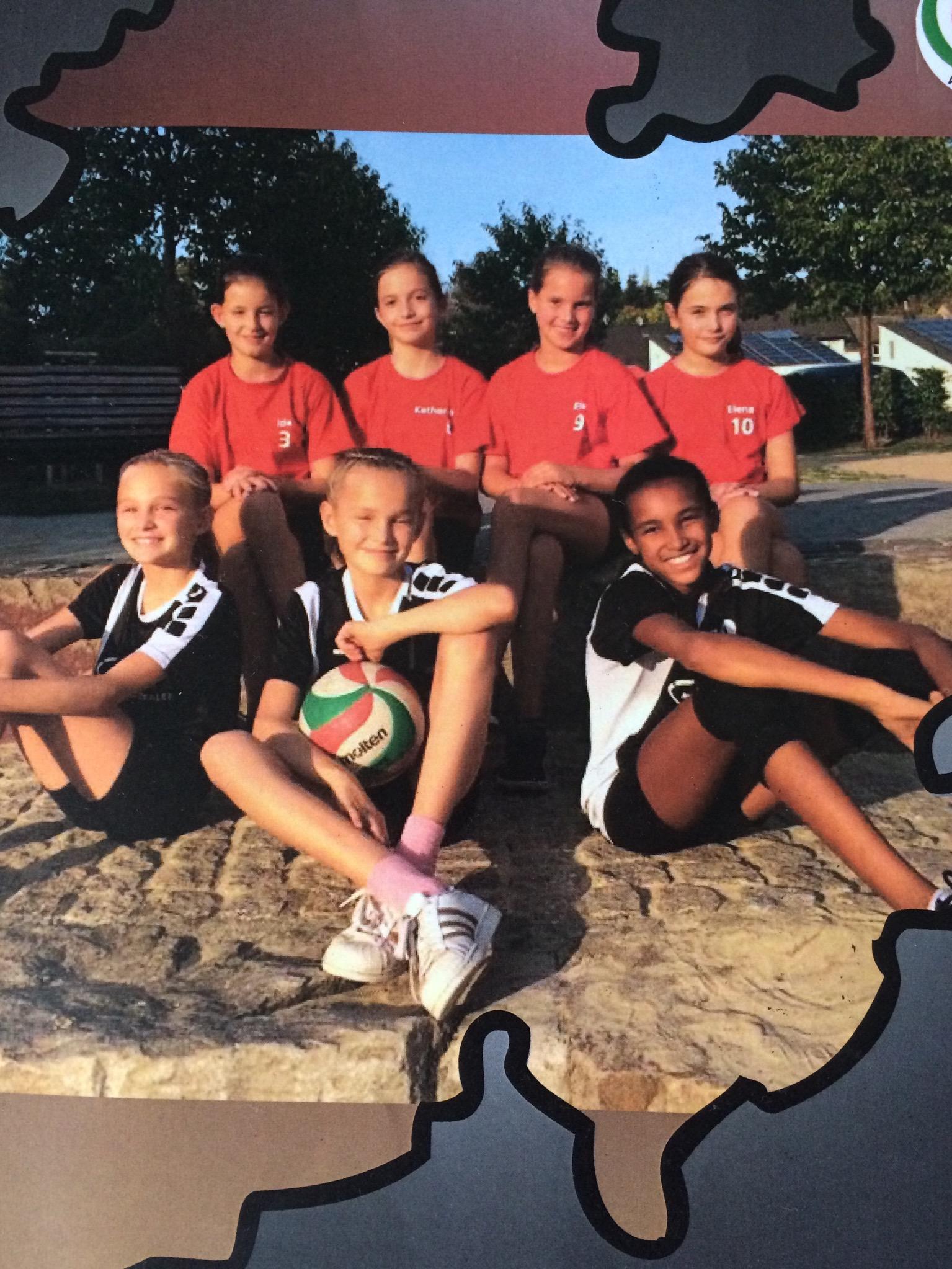 U12-Mädchen erreichen 4. Platz bei den Westdeutschen Meisterschaften