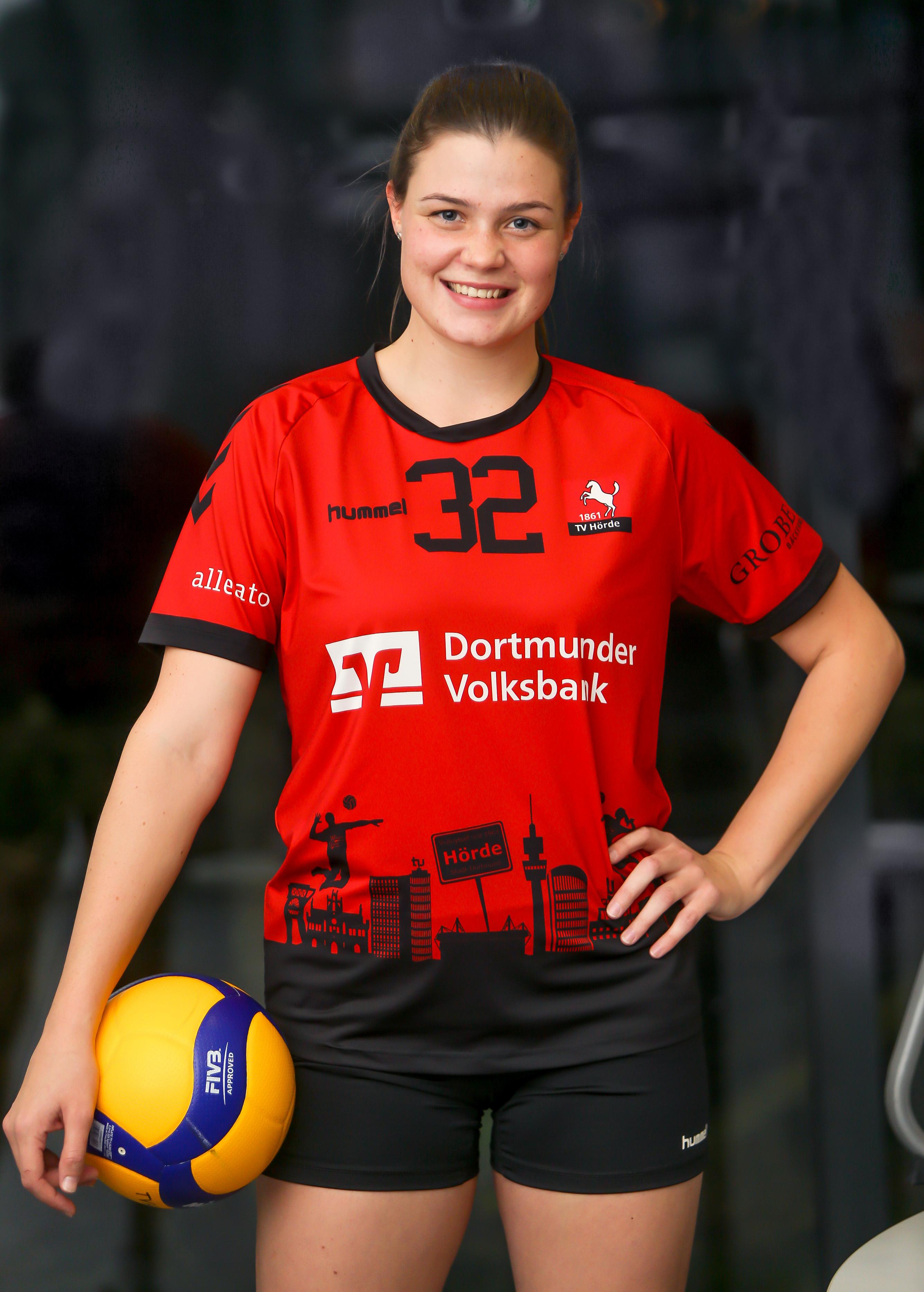 TV Hörde / Volleyball Foto: Dieter Menne Datum: 23.10.2019