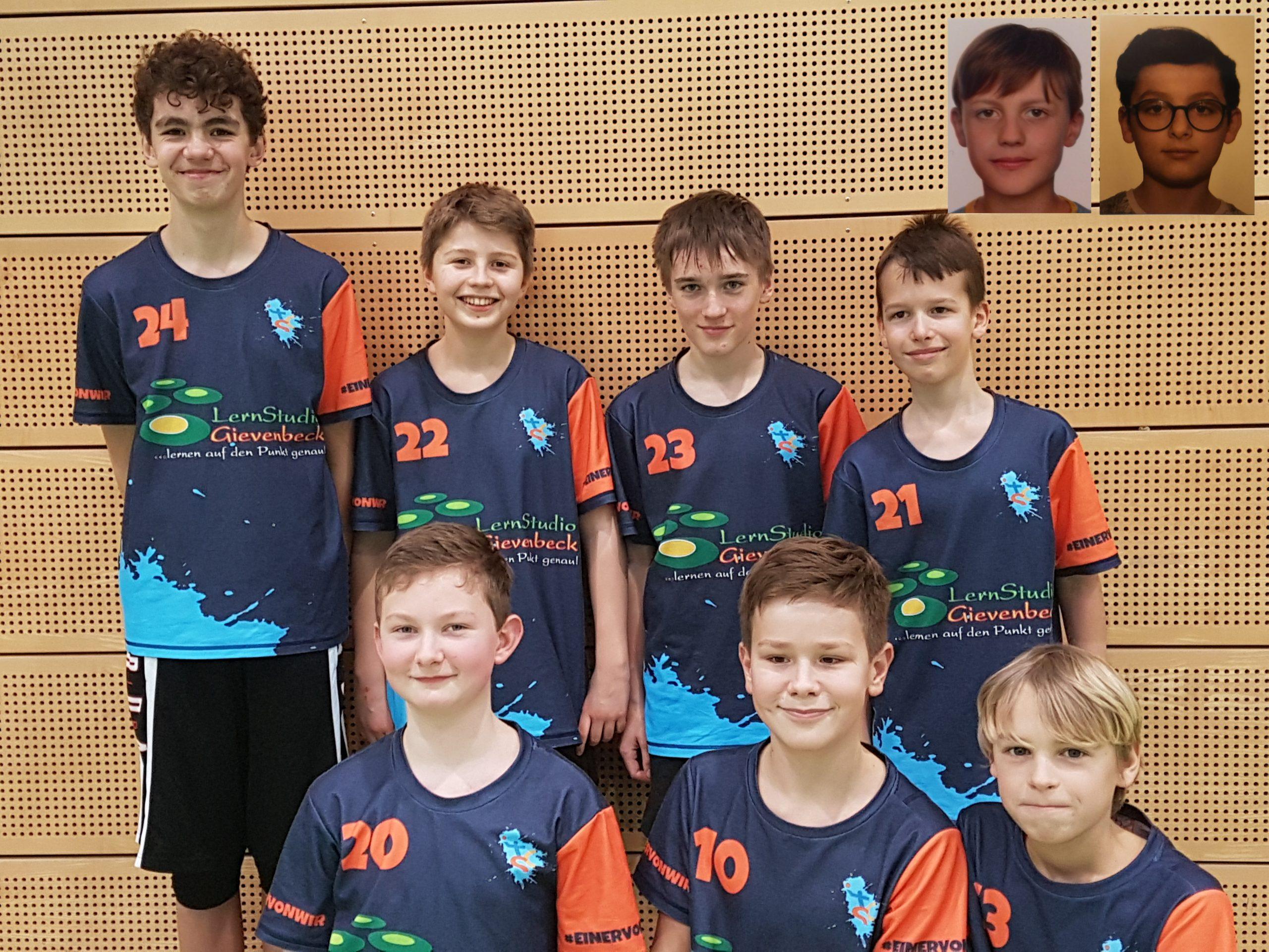 TSC Gievenbeck - Mannschaftsfoto - Kopie