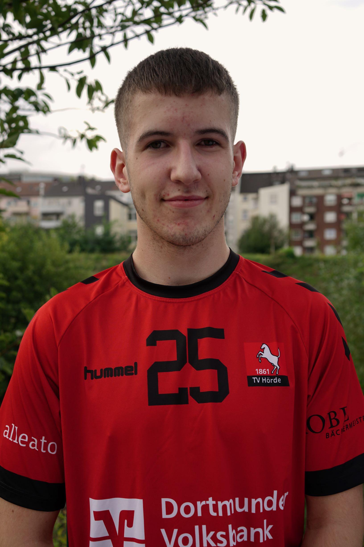 #25 Pascal Doros